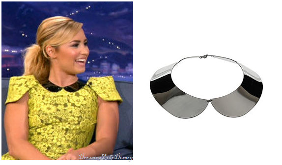 Demi Lovato: Peter Pan Necklace