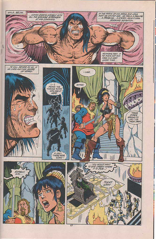 Conan the Barbarian (1970) Issue #253 #265 - English 14