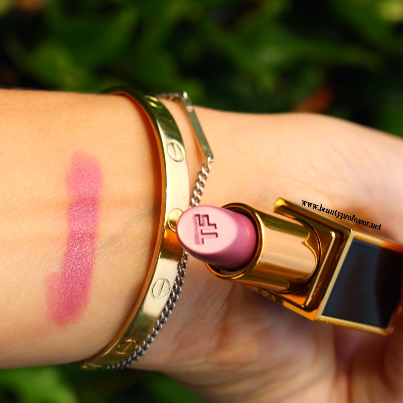 tom ford julian lipstick swatch