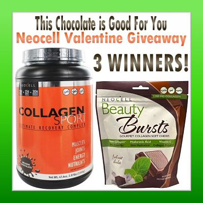 Neocell Valentine Giveaway