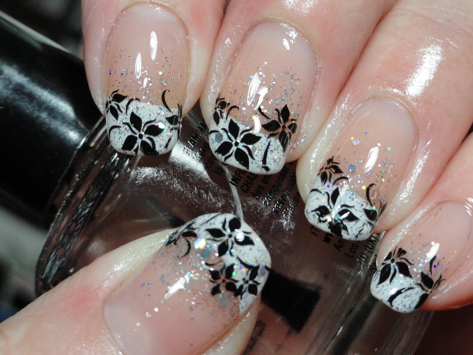 Canadian Nail Fanatic: French Tip Challenge