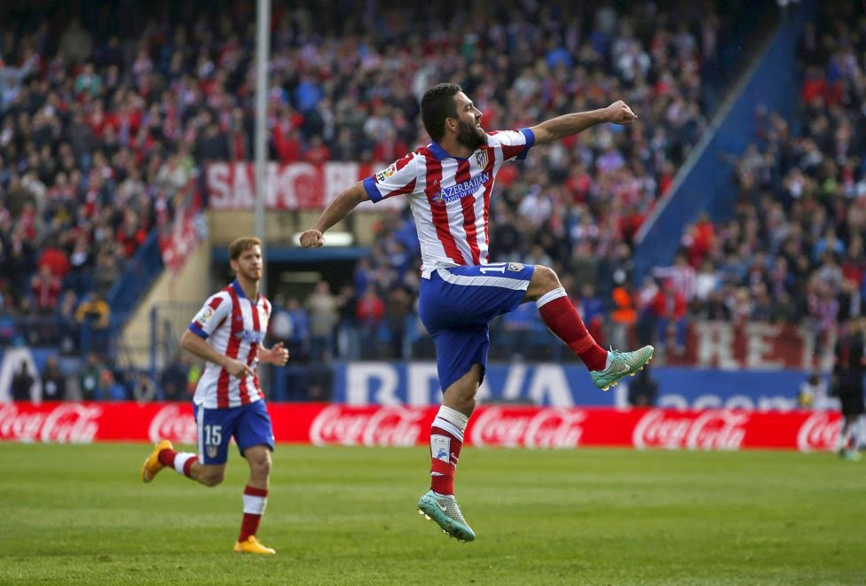 Spanish Football 2014 Liga