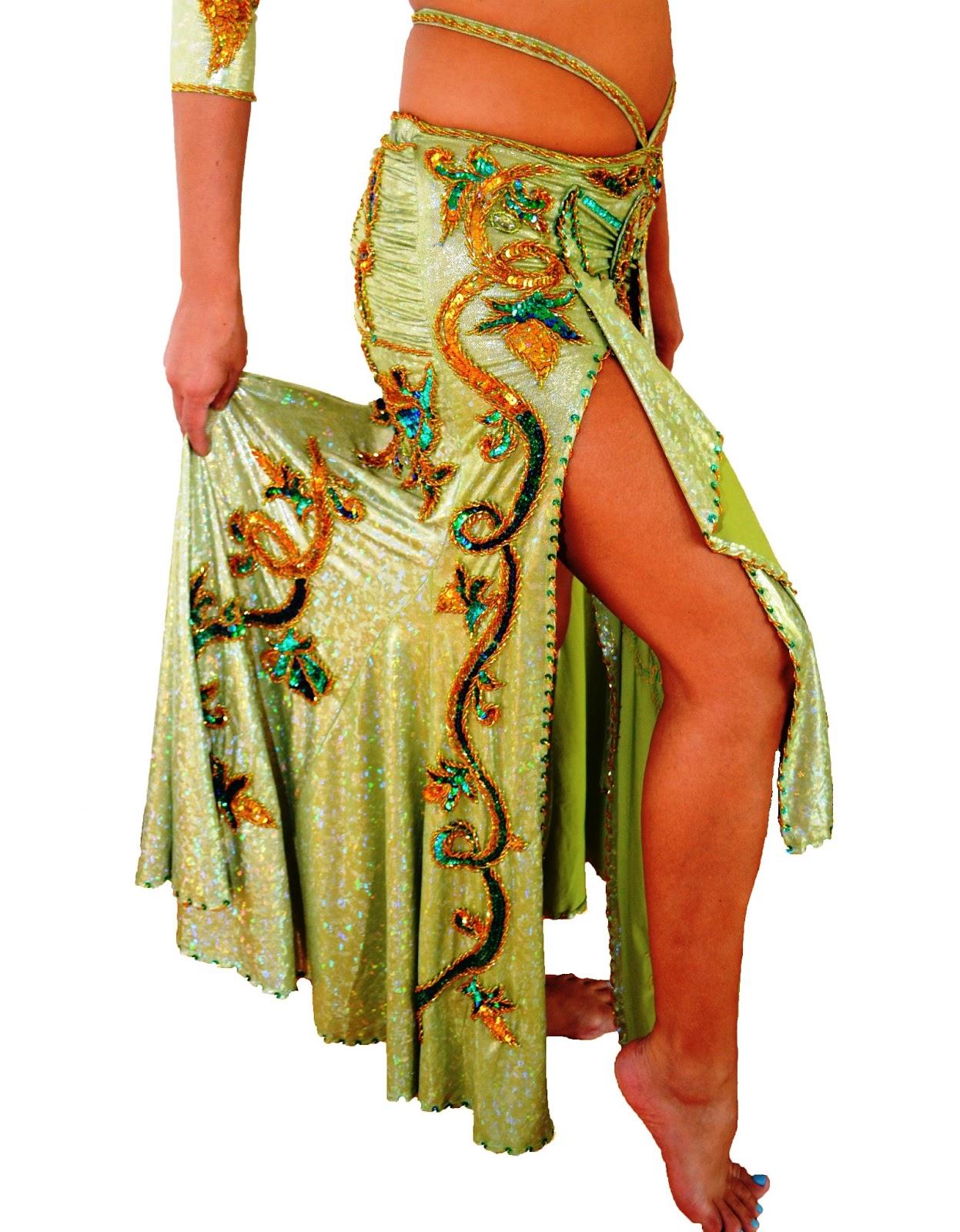 danza trajes:
