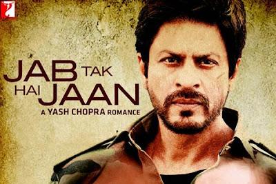 Jab Tak Hai Jaan Latest Movies 2012 List