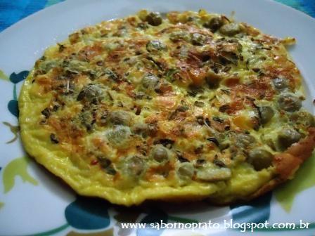 Omelete Picante