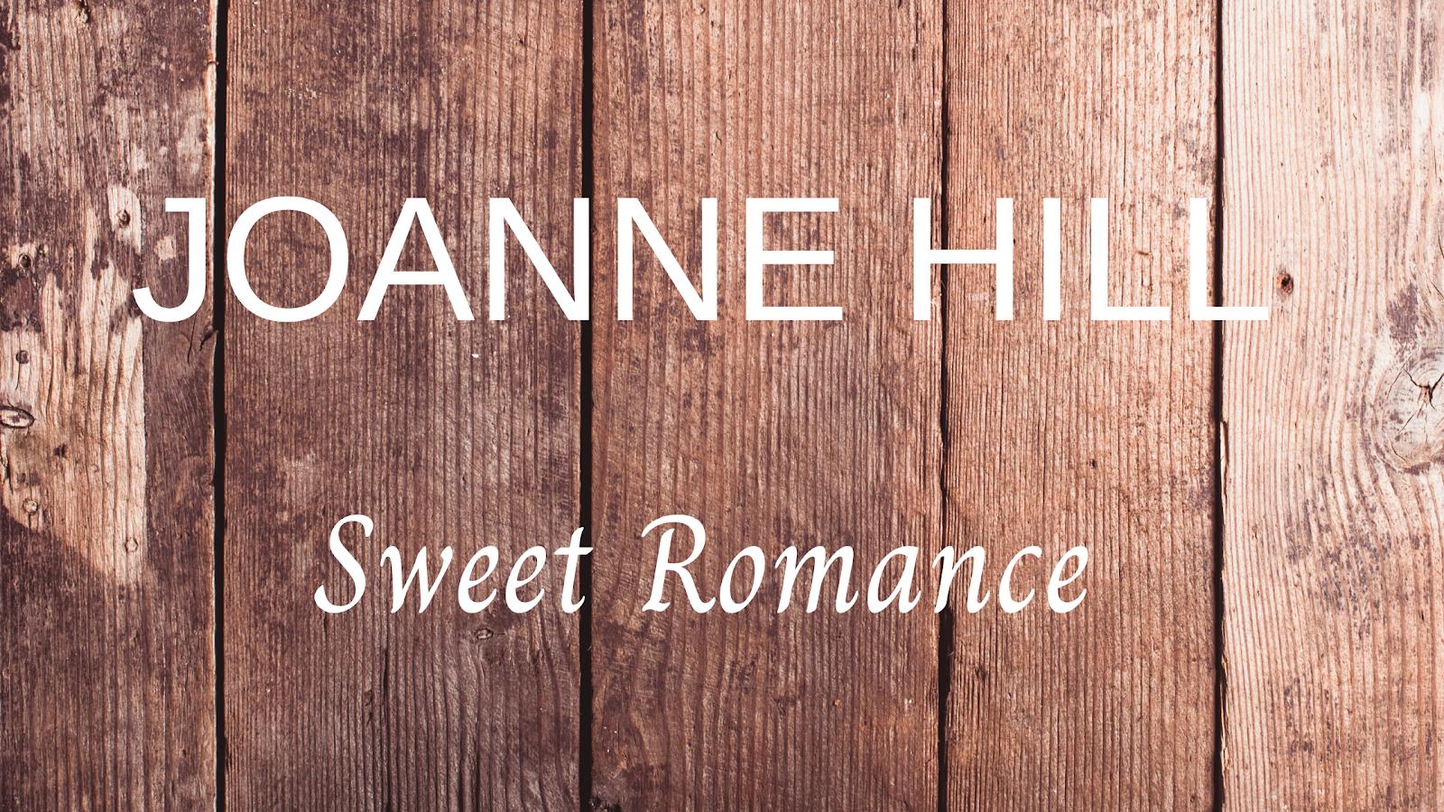 Joanne Hill's Blog