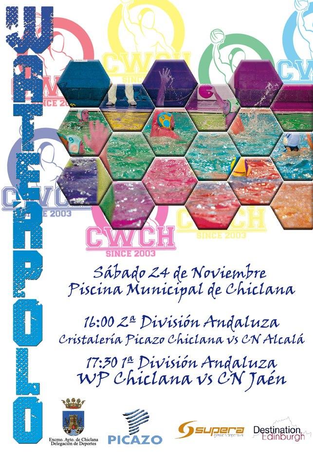 Club waterpolo chiclana noviembre 2012 for Cristalerias en algeciras