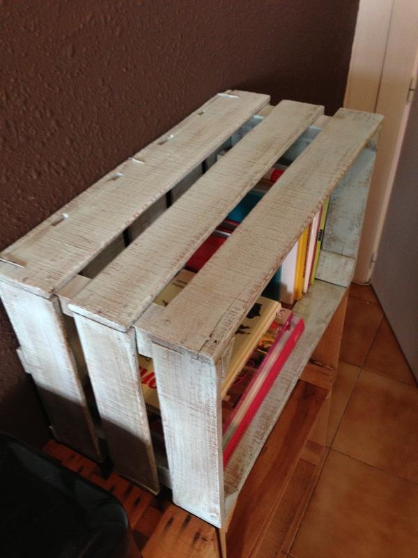 Decorando y renovando diy cajas de fruta para todos for Decoracion de cajas