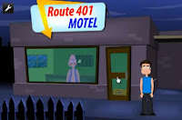 Route 401 Motel walkthrough.