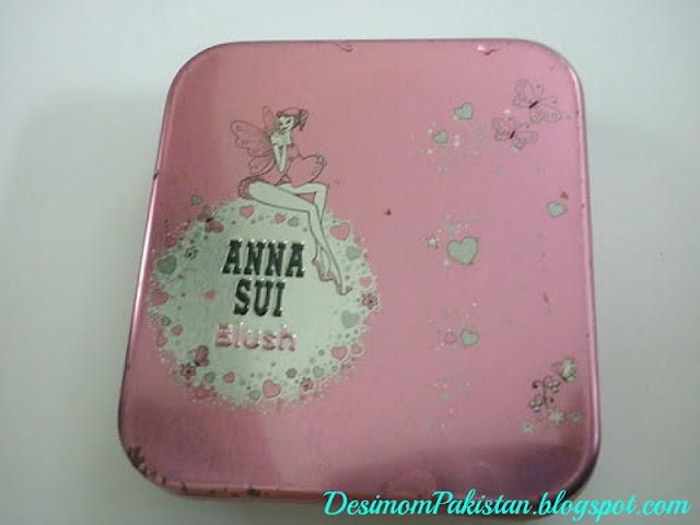 ANNA SUI SECRET WISH BLUSH PALETTE