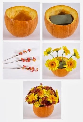 Centro de mesa para halloween ideas de for Centros de mesa para halloween