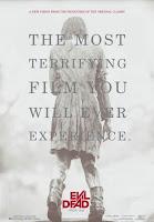 evil dead new poster