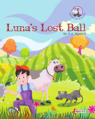 Luna's Lost Ball - 19 June