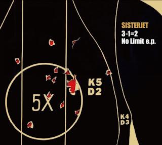 SISTER JET - 3-1=2/No.Limit e.p.