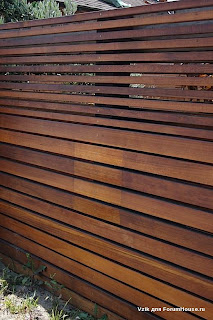 Деревянный забор. Фото 78