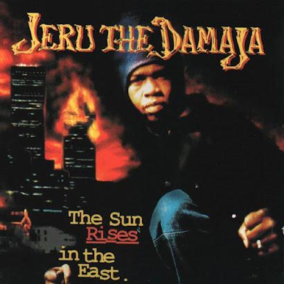JERU THE DAMAJA - THE SUN RISES IN THE EAST (1994)