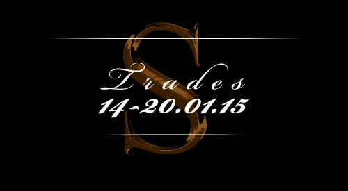 Trades 14.01.15-20.01.15