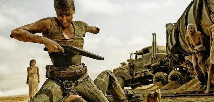 Mad Max: Estrada da Fúria   Veja o insano trailer final, veículos de combate e stand no Monsters of Rock