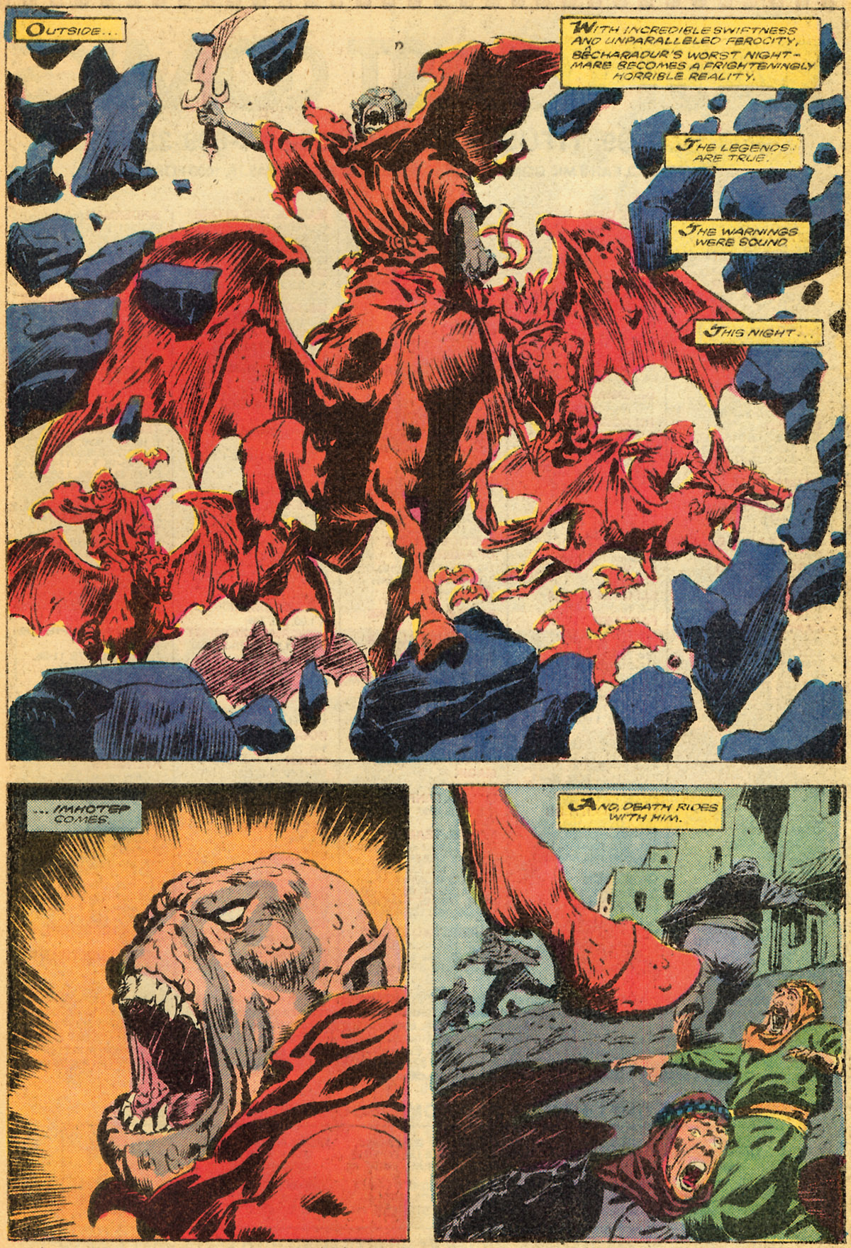 Conan the Barbarian (1970) Issue #179 #191 - English 21
