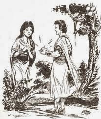 Kisah Diciptakannya Hawa Sebagai Pendamping Nabi Adam a.s.