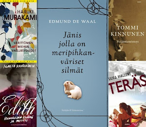 Vuoden 2014 parhaat kirjat Leena Lumissa
