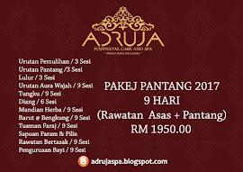 Pakej Pantang By Adruja