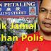 Datuk Jamal Md Yunos ditahan polis, tetapi masih salahkan orang lain