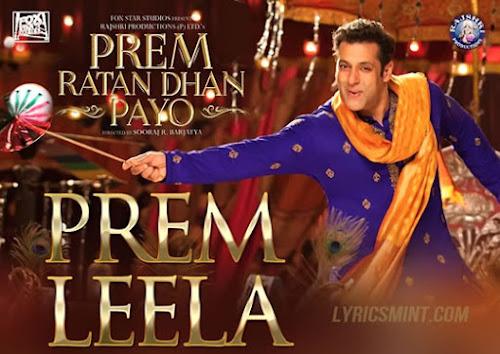 Prem Leela - Prem Ratan Dhan Payo (2015)