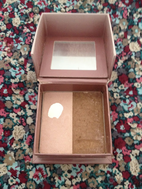 Benefit 10 Highlighter and Bronzer