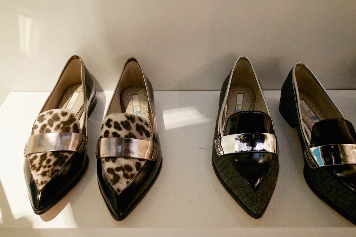 boden aw15 press day blog pointed loafers leopard tweed new british