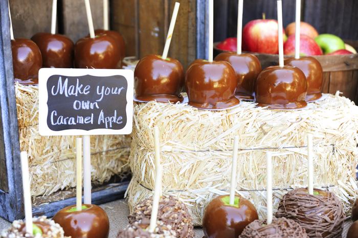 Kara S Party Ideas 187 Fall Harvest Thanksgiving Caramel
