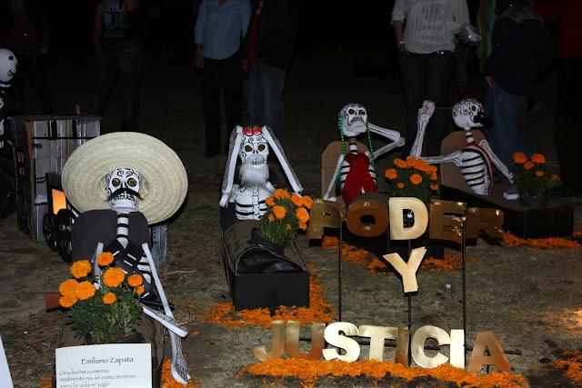 celebración día de los muertos , México