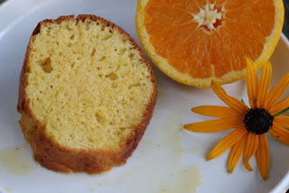Torta all Alancia (Orange Cake)