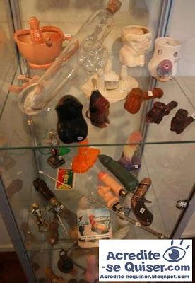 Museu do Pênis faz sucesso na Islândia