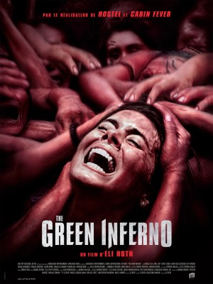 Poster The Green Inferno 2013