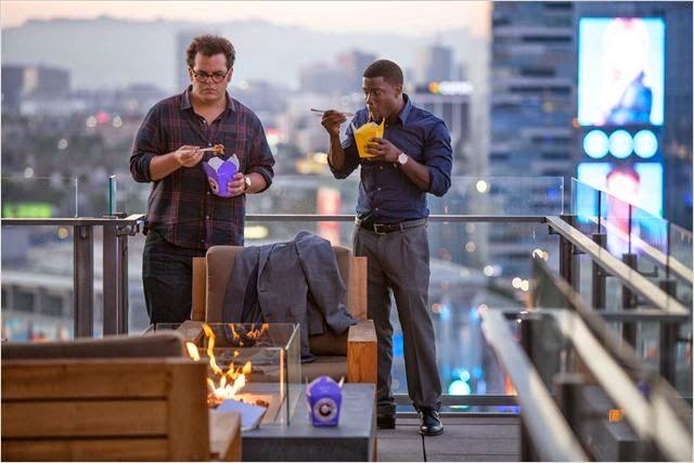 """Josh Gad y Kevin Hart en """"El Gurú de las Bodas"""""""