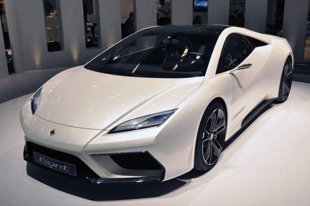 2012 Lotus Esprit
