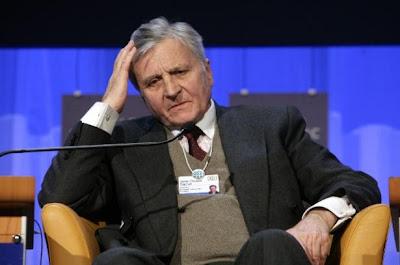 Jean Claude Trichet Presiden Bank Sentral Eropa