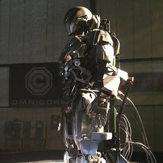 ¿RoboCop? Más o menos.