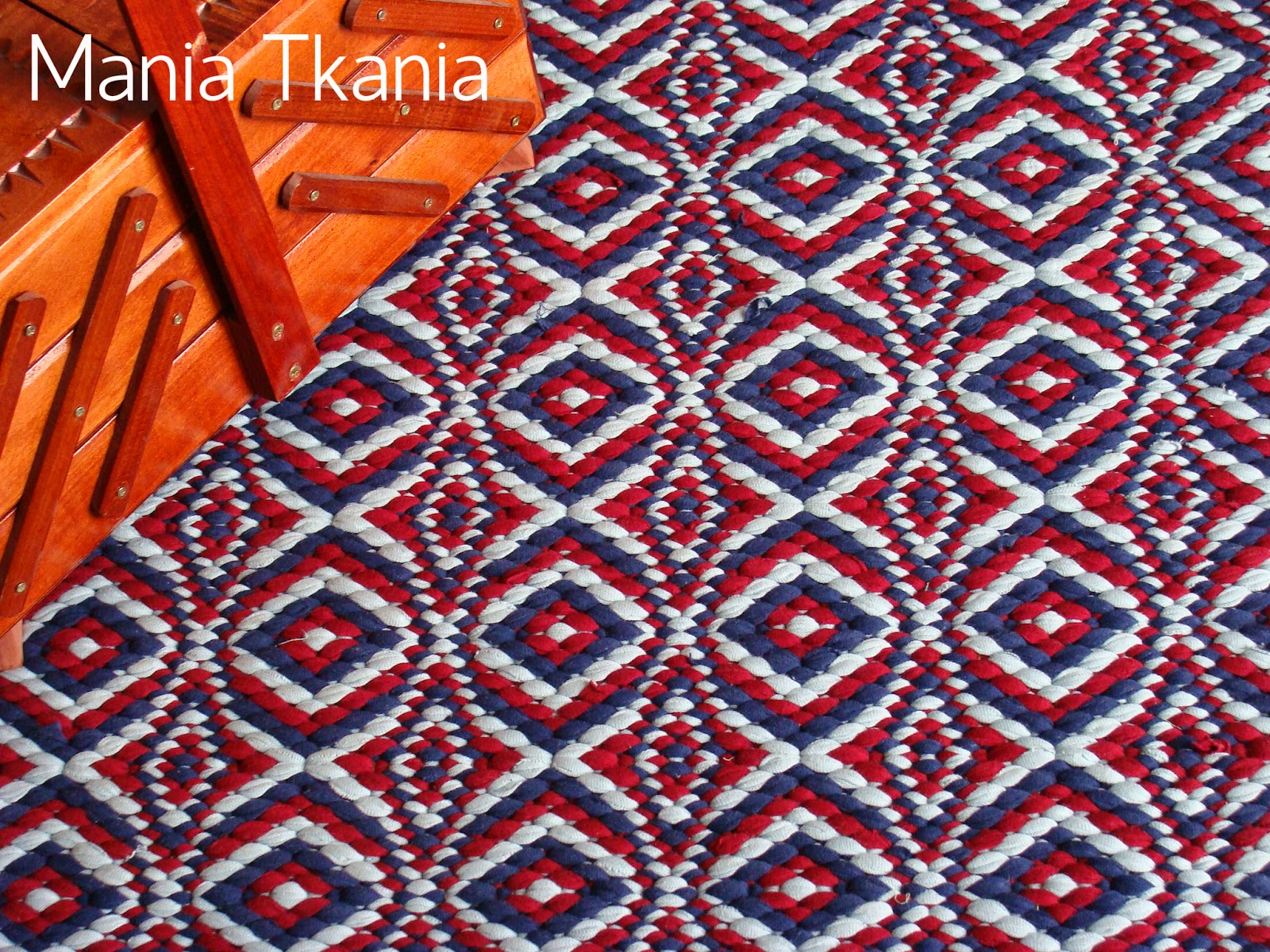 ręcznie tkane chodniki / rag rugs