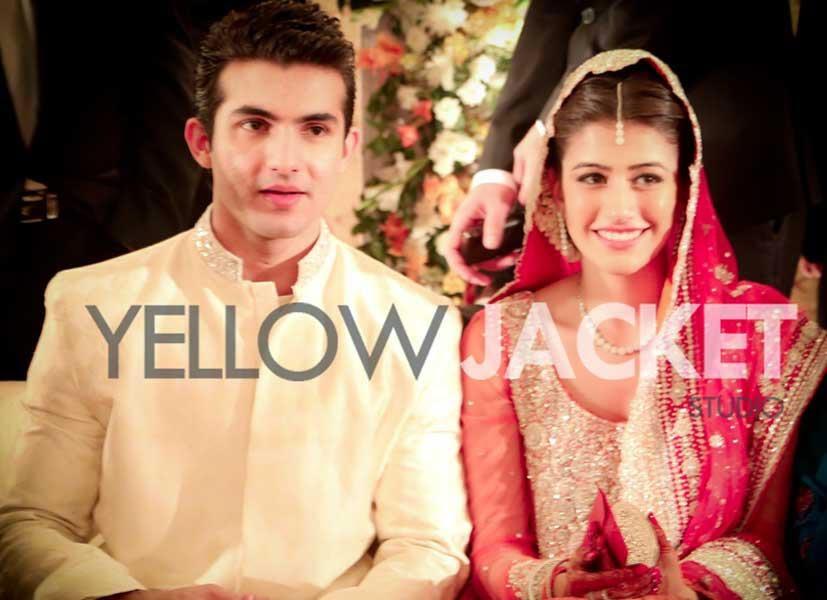 Pakistani Celebrities Syra Yousuf Wedding Unseen Pictures Mayoon Mehndi Valima