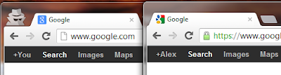 New and Old Favicon