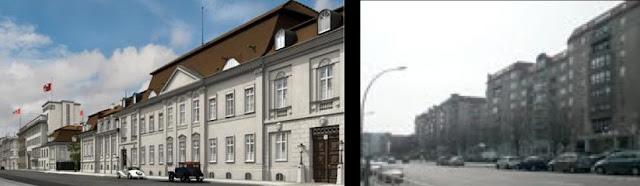 Wilhelmstrasse (tyska: Wilhelmstraße) är en gata i Berlin som löper från Unter den Linden i stadsdelen Mitte i norr till Landwehrkanal i Kreuzberg i söder. Gatans norra del och dess närmaste omgivningar var före 1945 Tysklands administrativa centrum, och hyste en mängd ämbetsverk och utländska ambassader, bland annat de viktigaste regeringsbyggnaderna. Fram till 1945 användes därför namnet Wilhelmstrasse som synonym för den tyska regeringen. Vid gatan låg också den öppna platsen Wilhelmplatz.  I andra världskrigets slutskede blev nästan all bebyggelse kring Wilhelmstrasse totalförstörd. Ny bebyggelse har därefter anlagts i området, men gatan kom att delas av Berlinmuren i höjd med Zimmerstrasse och har inte återfått sin forna status. Till undantagen hör den brittiska ambassaden som återuppfördes på Wilhelmstrasse 70-71 mellan 1998 och 2000. Vid gatans södra ände på Wilhelmstrasse 140 ligger Willy-Brandt-Haus, de tyska socialdemokraternas partihögkvarter. Gatan är idag avspärrad vid den brittiska ambassaden av säkerhetsskäl och därmed inte längre en genomfartsgata.