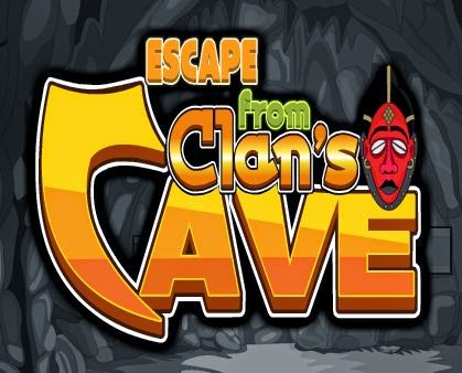 EnaGames Escape From Clans Cave Walkthrough