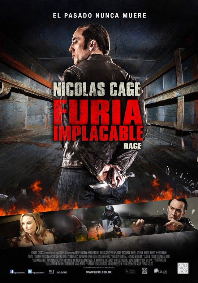 Furia Implacable – DVDRIP LATINO