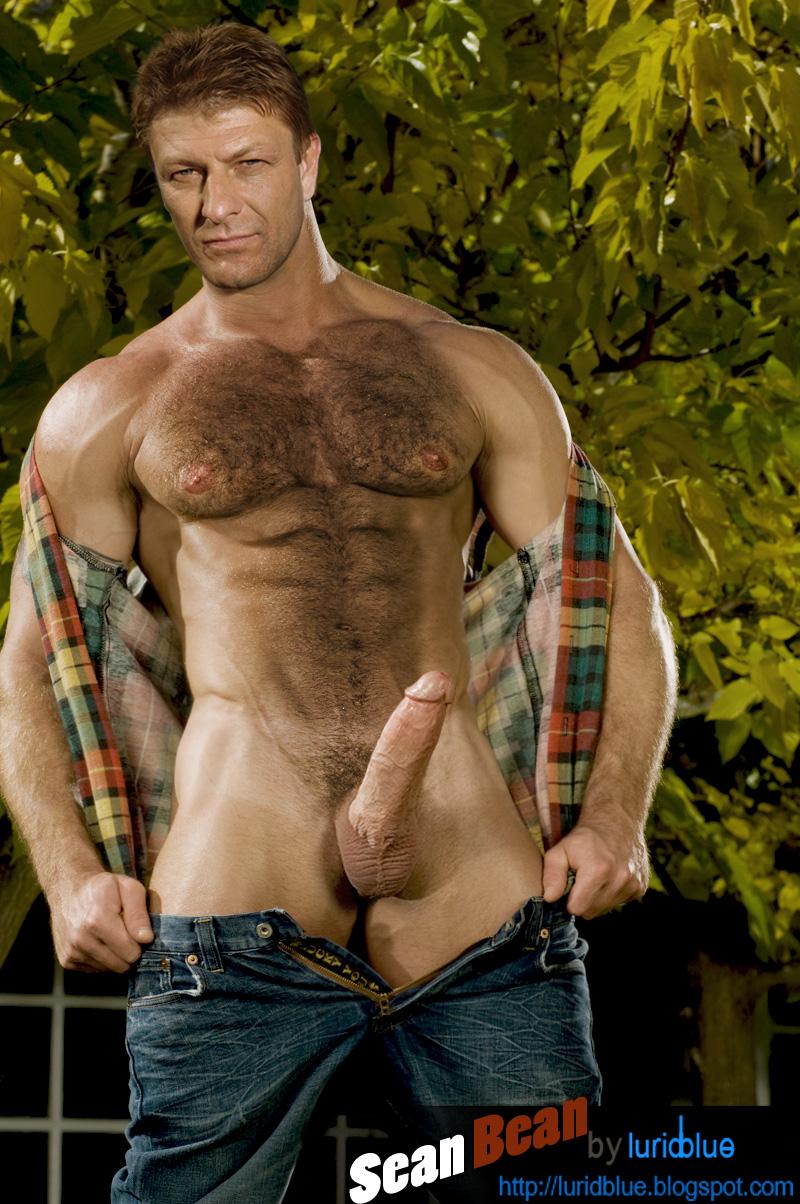 sensuous gay rubbing