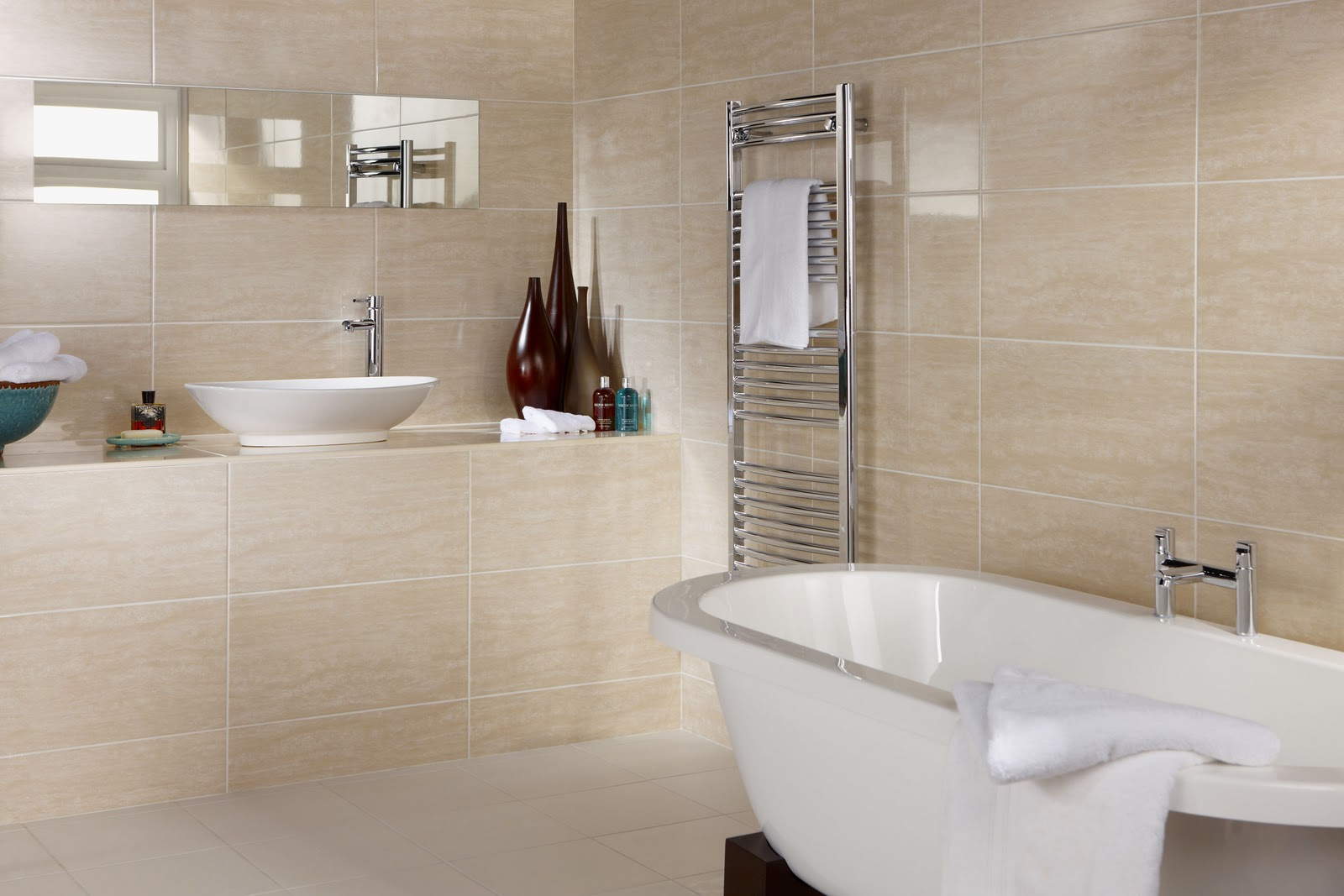 Bathroom tiles white bathroom tiles with border shiny black bathroom - Victoria Plumb Review