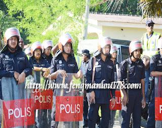 马来西亚镇暴队