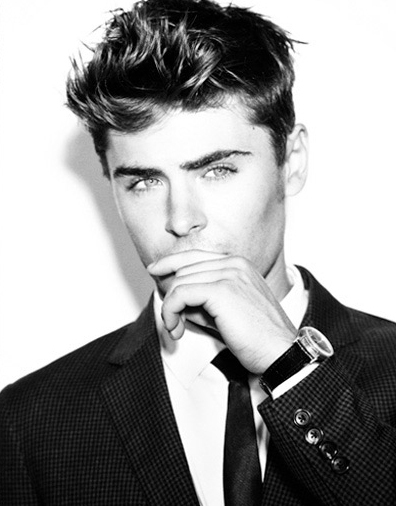 Labels: eye candy, zac efron