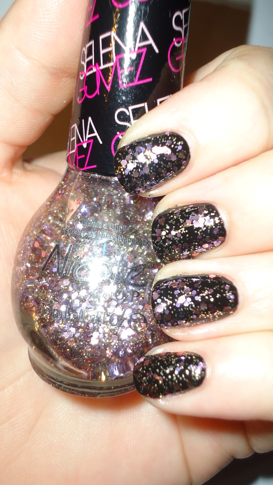 BreezyTheNailPolishLover: Nicole by OPI Selena Gomez Collection (3 ...